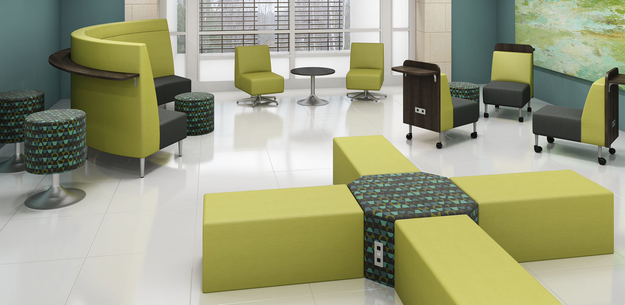 HPFi products for education markets - High Point Furniture Industries