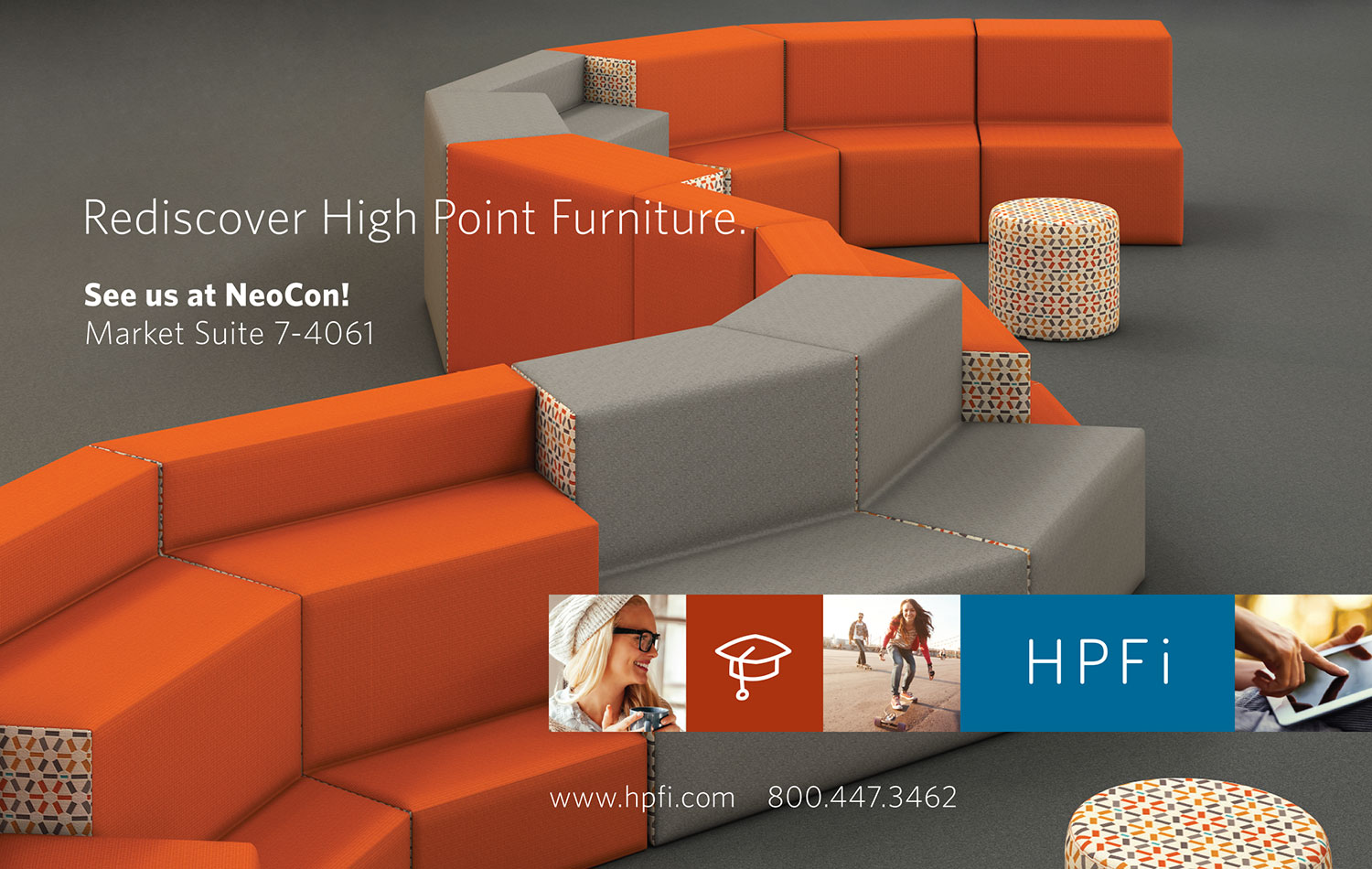 Recent Ads Published By HPFi   High Point Furniture Industries
