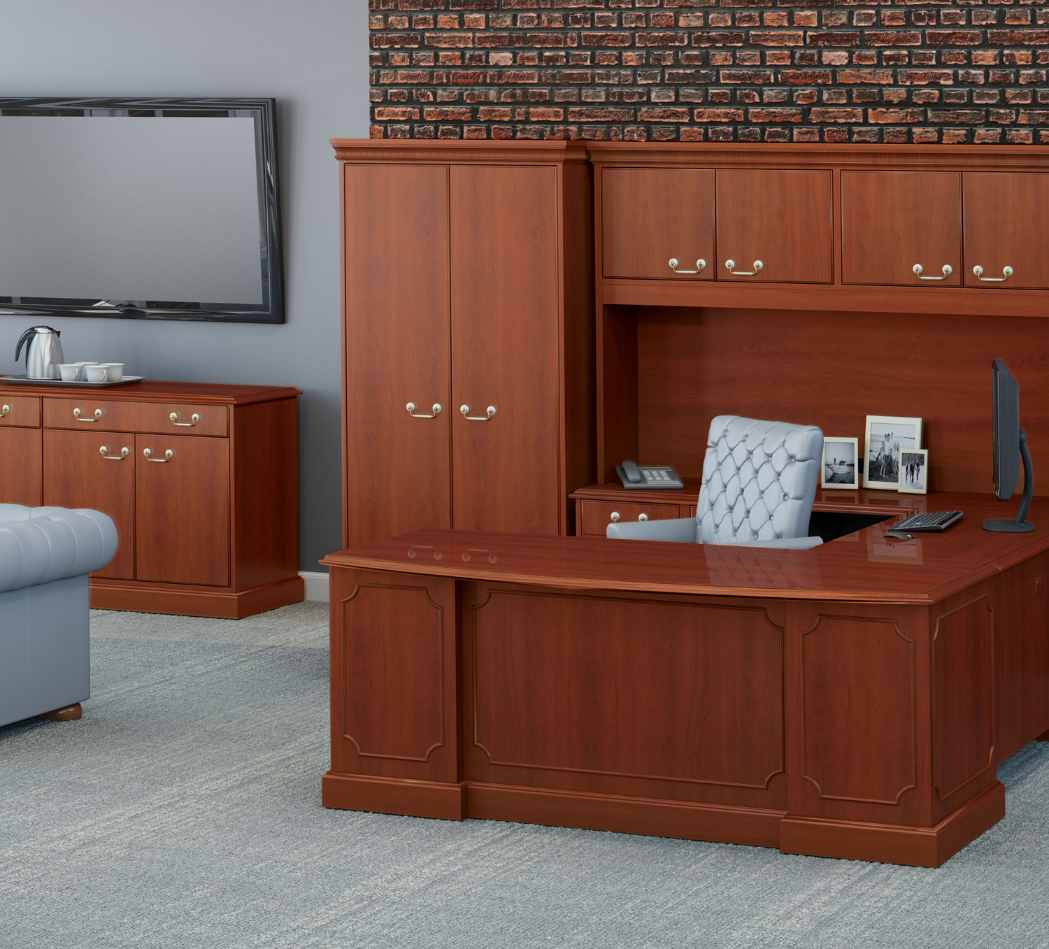 Bedford Traditional Casegoods From HPFi   High Point Furniture Industries