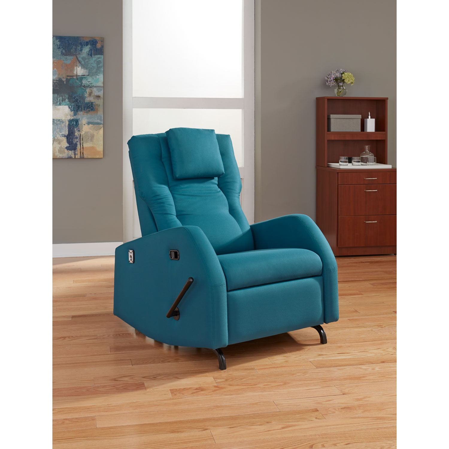 Hannah healthcare recliners from HPFi High Point Furniture